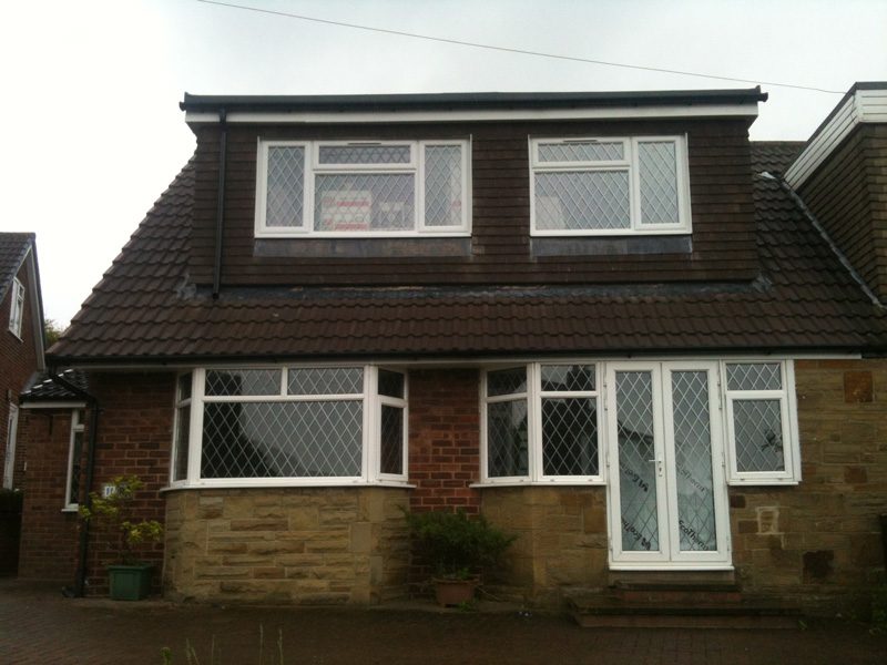 R J W Joinery Roofing Building West Yorkshire